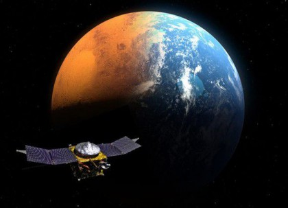 MAVEN  Mars Atmosphere and Volatile EvolutioN